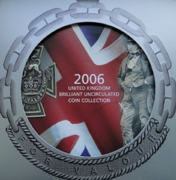 2006 Brilliant Uncirculated Coin Collection
